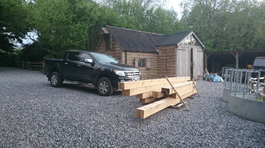 Dorset Oak Timber Supplies Sawn